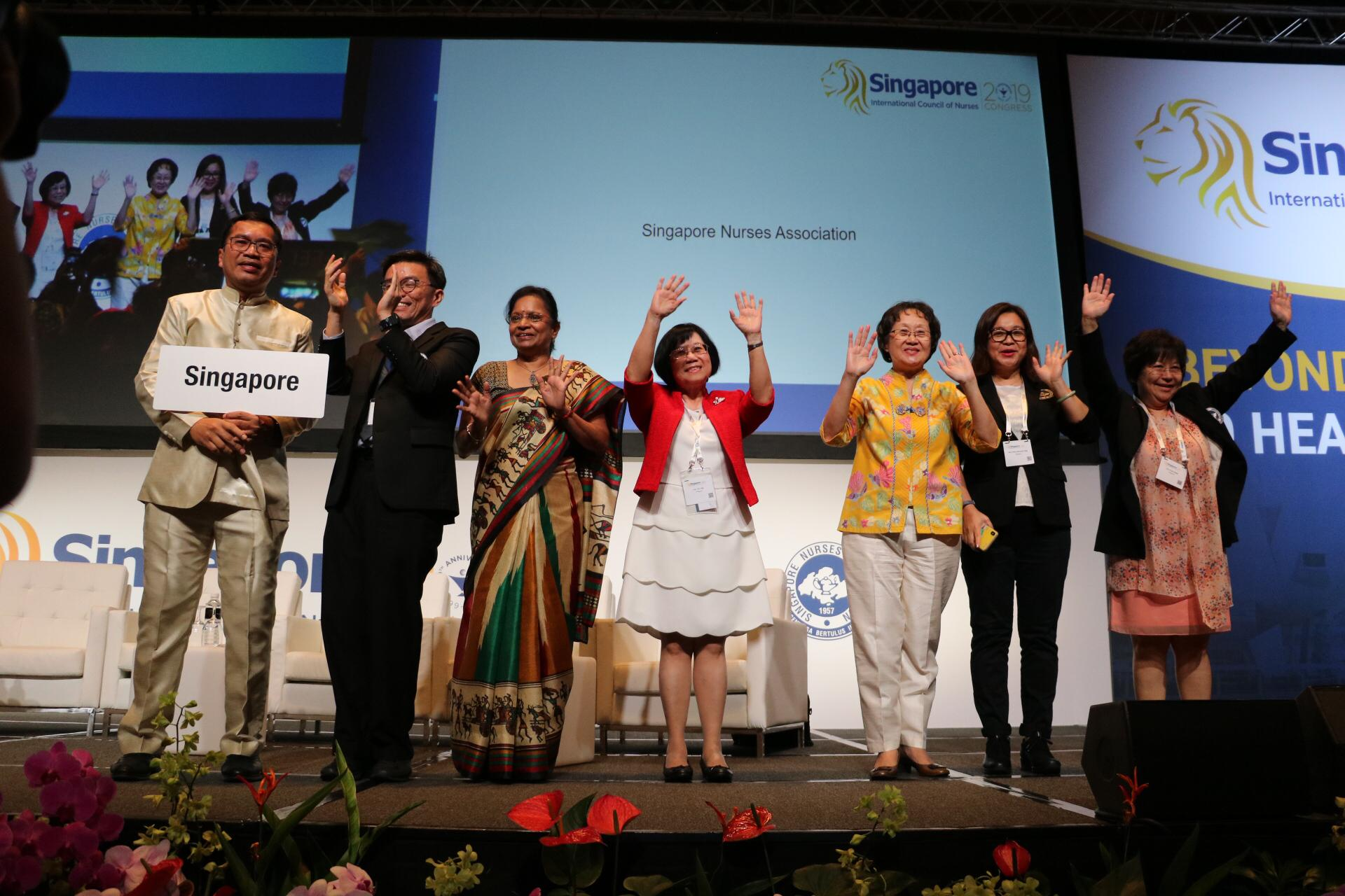 ICN Congress 2019 Singapore | ICN - International Council of Nurses