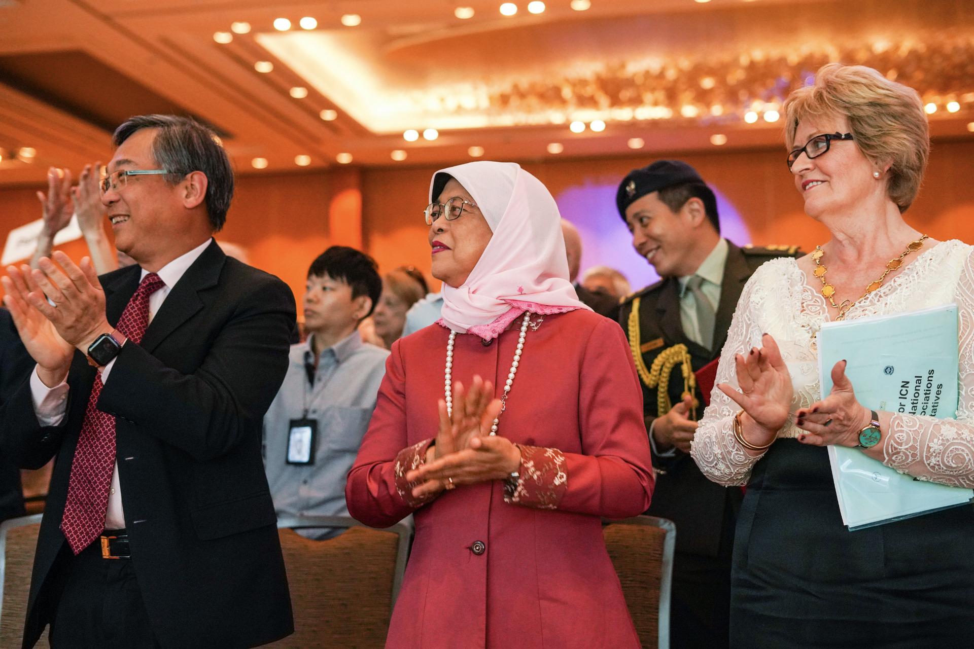 ICN Congress 2019 Singapore | ICN - International Council of