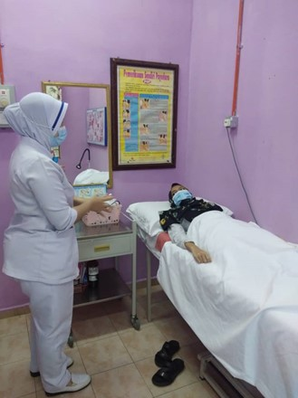 IND Case Study 2021: Providing safe maternal services during COVID-19, Malaysia